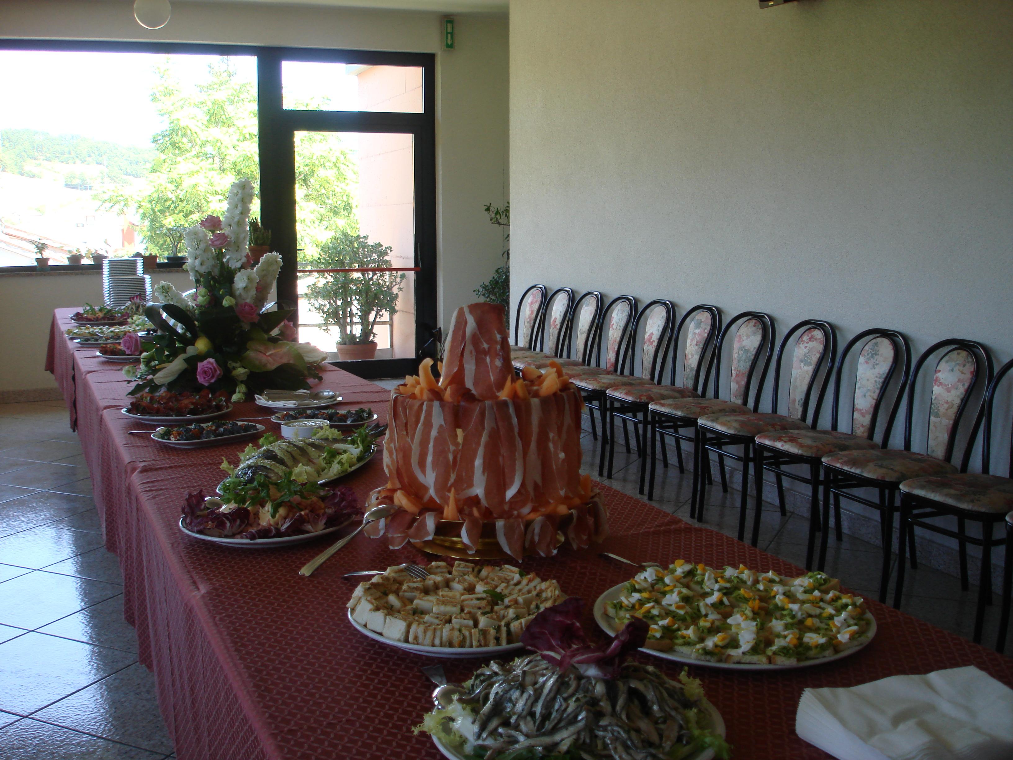 Antipasto ELEN a buffet